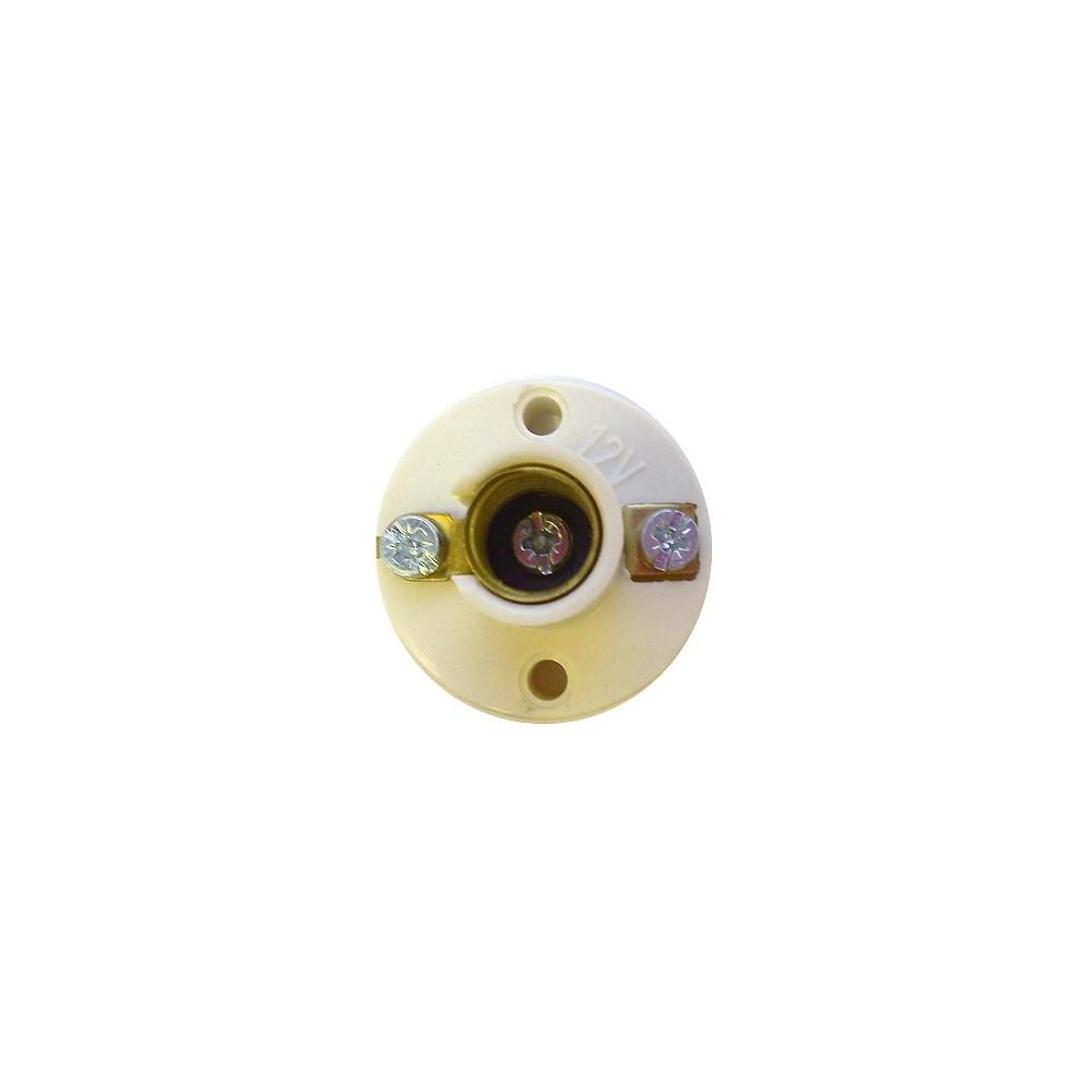douille avec socle visser pour ampoule culot e10 de 10mm micro s rl. Black Bedroom Furniture Sets. Home Design Ideas