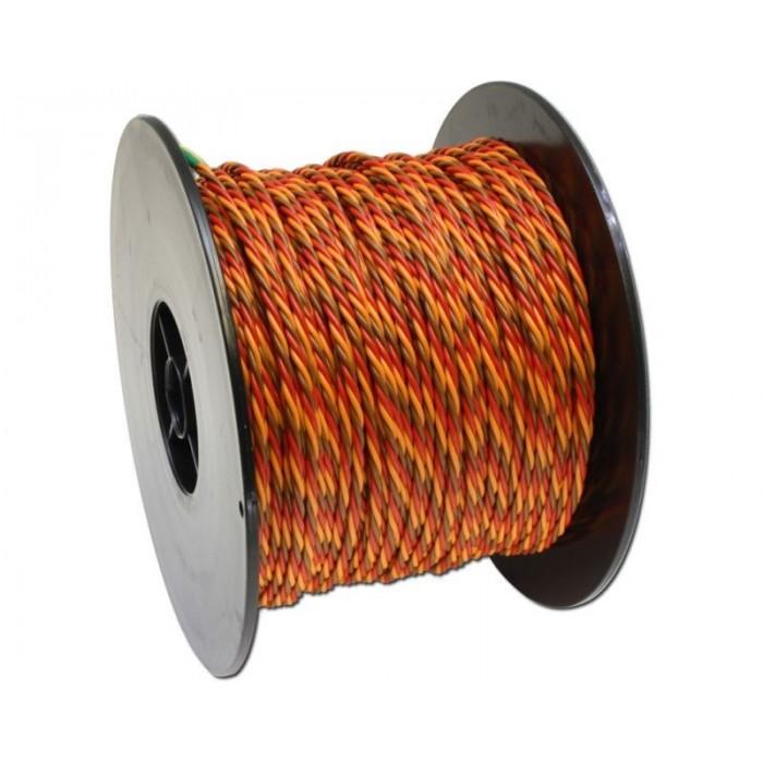Câble GRAUPNER 3x0,25mm2 au mètre