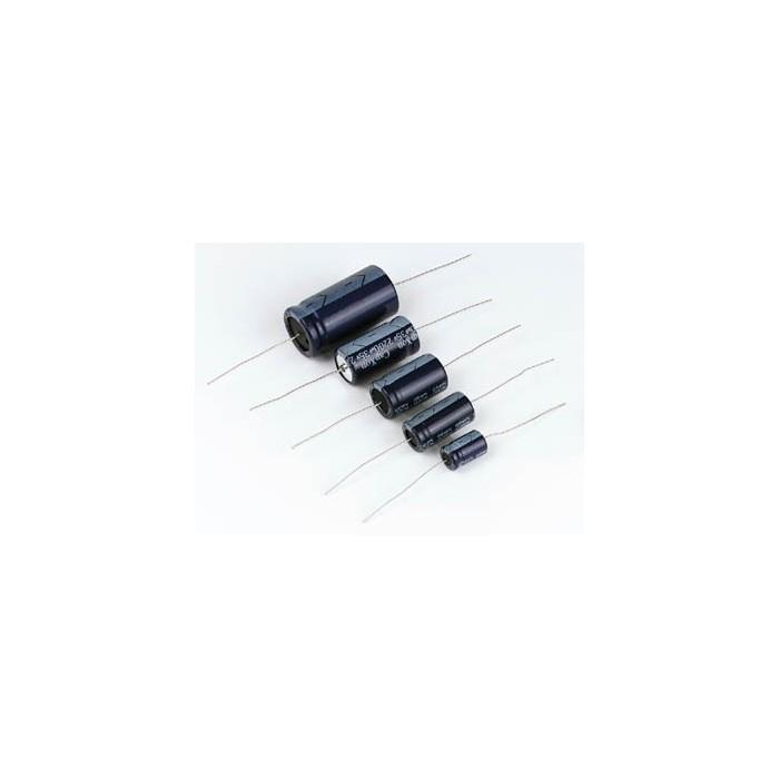 Condensateur électrolytique : 2200uF 25V