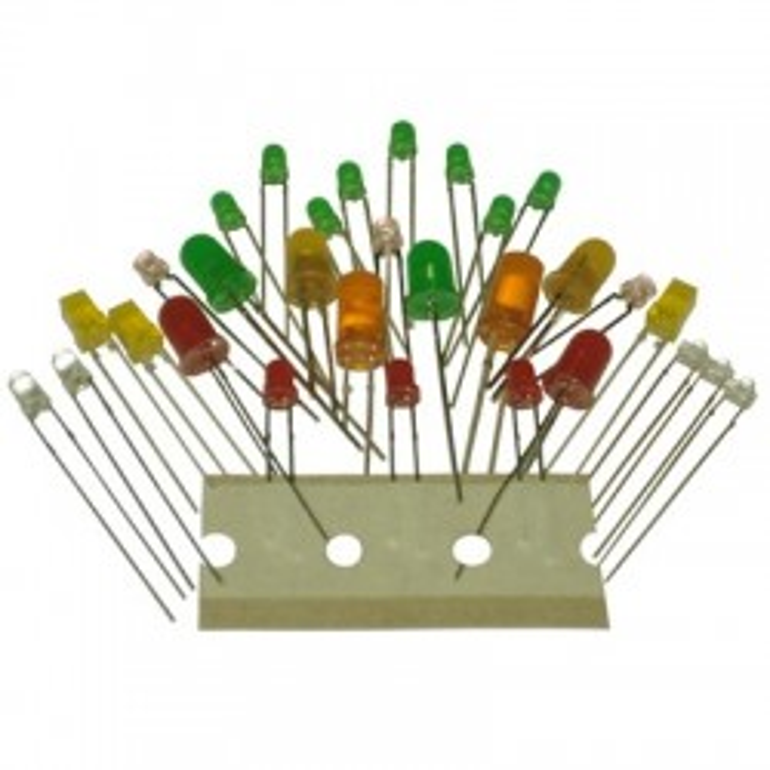 Diodes électroluminescentes. 30 pièces