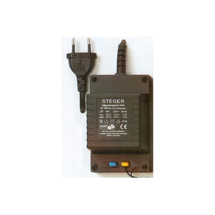 Transformateur 16V, 28VA pour lampes, signalisation