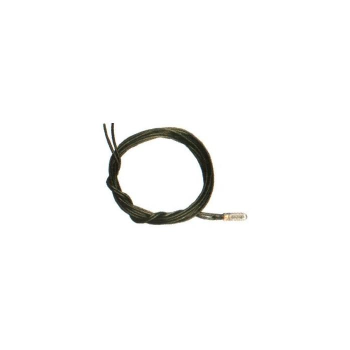 Micro lampe 16v 1,8mm avec 2 fils de 20cm