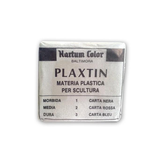 Plastiline spéciale moulage et sculpture. Tendre (emballage noir)