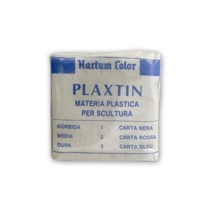Plastiline spéciale moulage et sculpture. Dure (emballage bleu)
