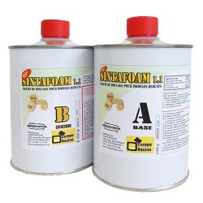 Sintafoam PU 2 composants 2x500g