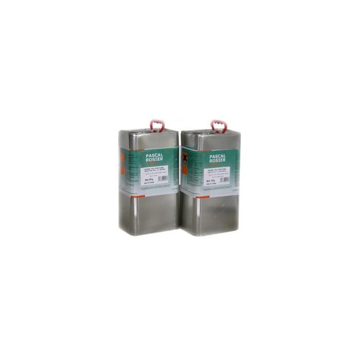 Résine polyuréthane 2x1kg (soit 2kg)