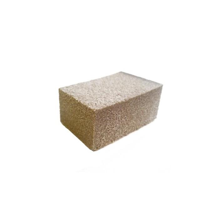 Bloc abrasif de nettoyage cuivre et rails