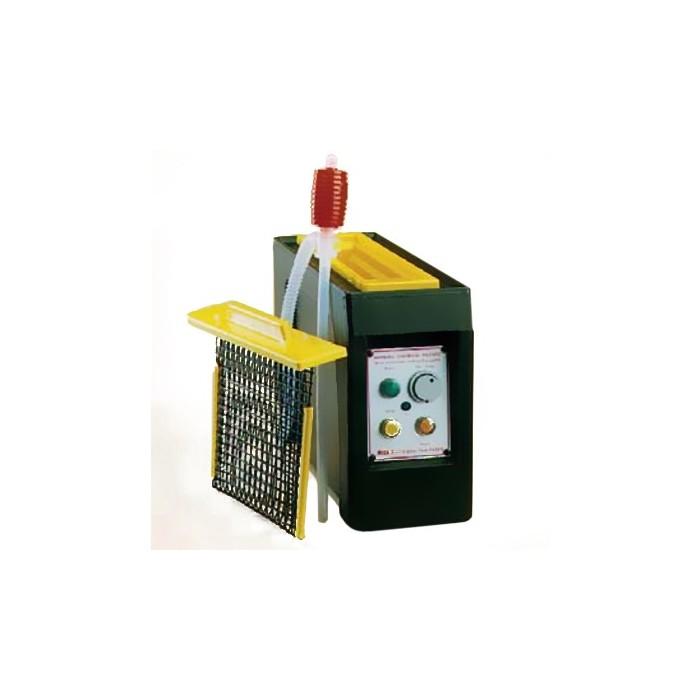 Graveuse avec regulateur électronique. 4 L de solution + pompe vidange