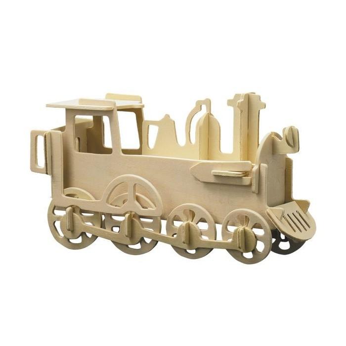 Puzzle : La Locomotive seule