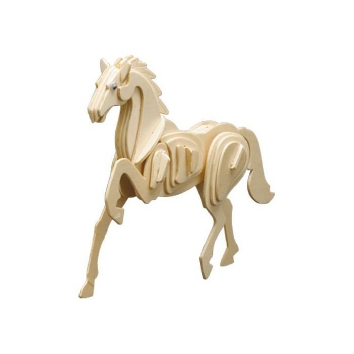 Puzzle : Le cheval