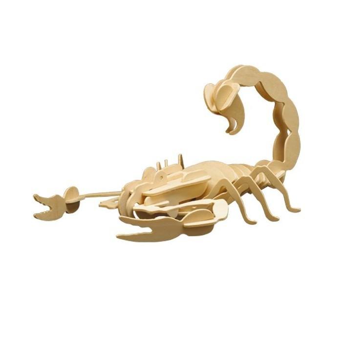 Puzzle : Le Scorpion