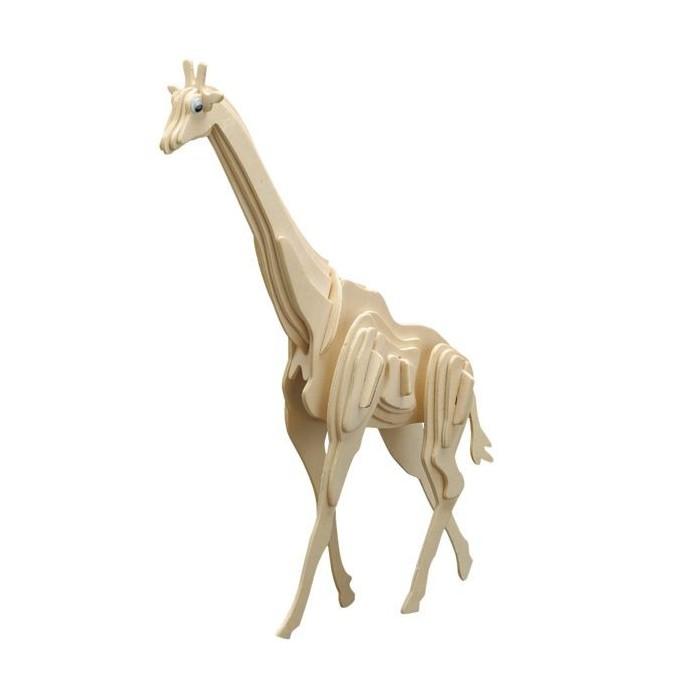 Puzzle : La girafe