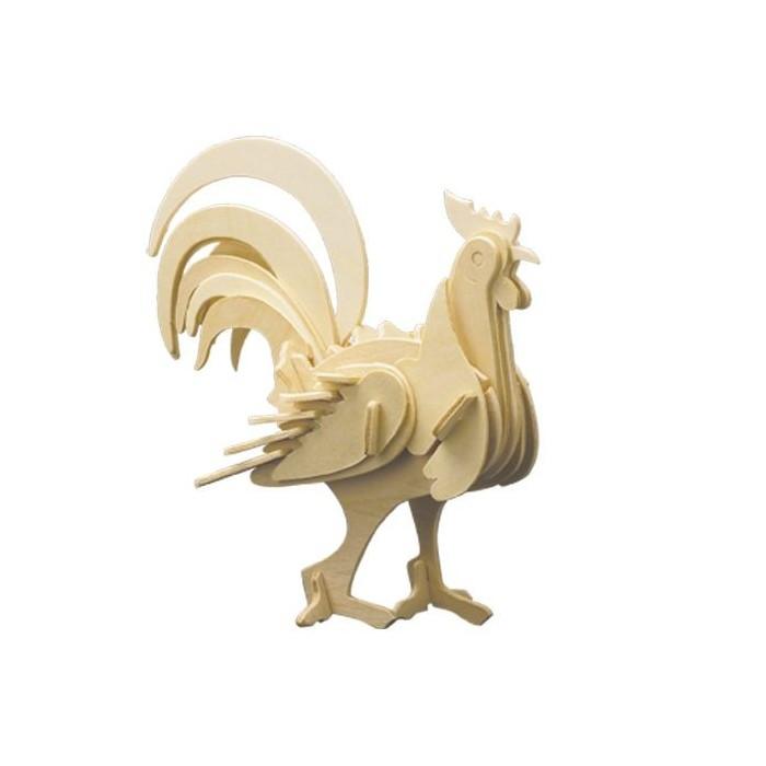 Puzzle : Le coq