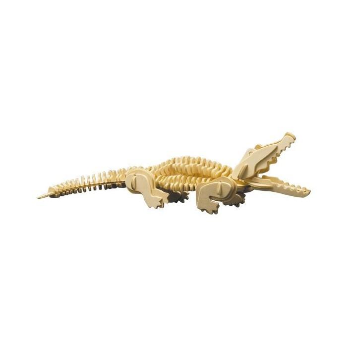 Puzzle : Le Crocodile