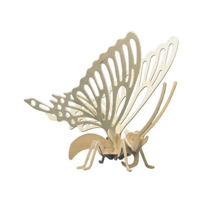 Puzzle : Le Papillon