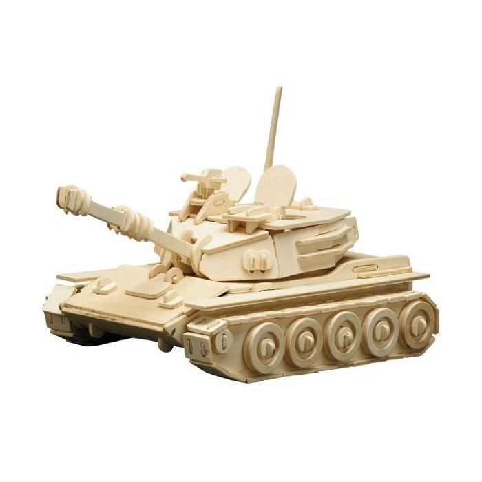 Puzzle : Le tank