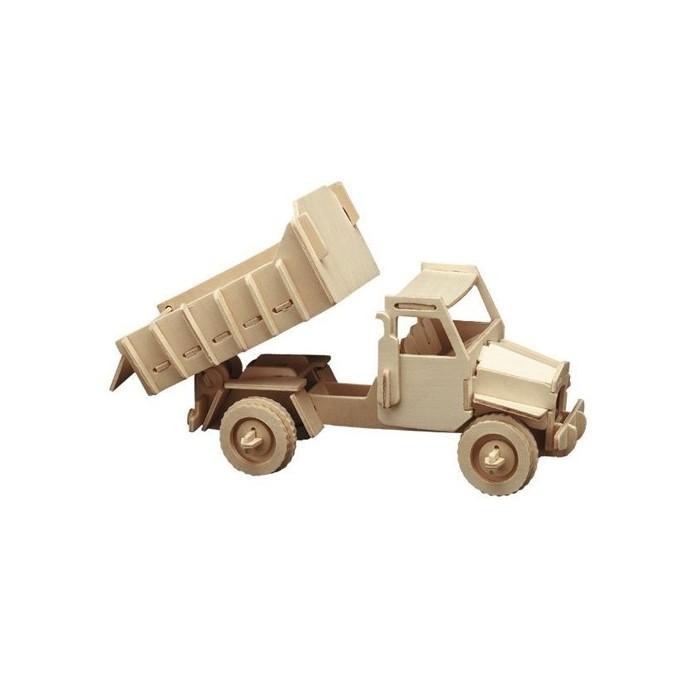 Puzzle : Camion à benne basculante