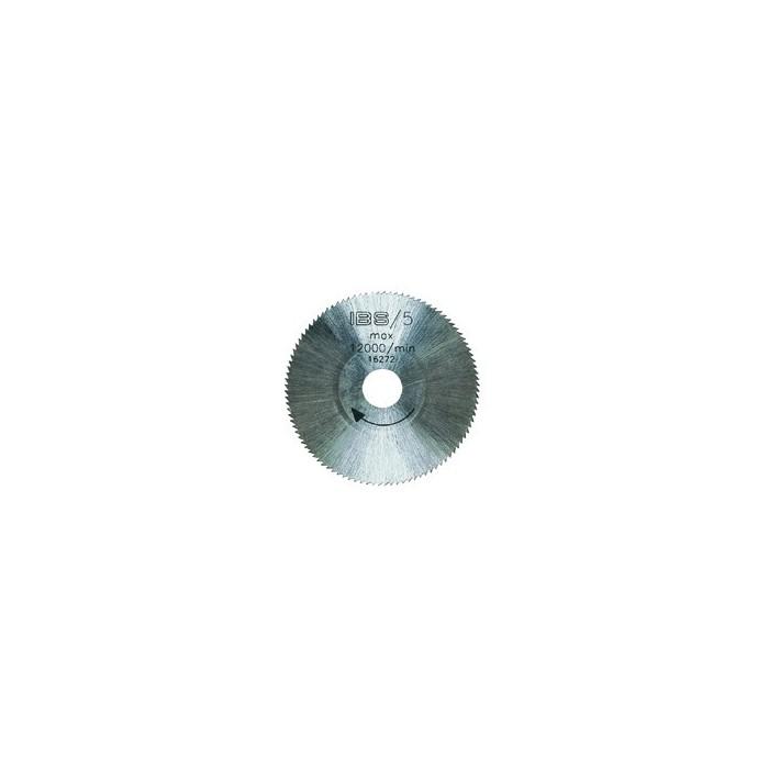 Lame de scie en acier à ressort 10 dents Ø 50 mm x 1,0 pour KS 2