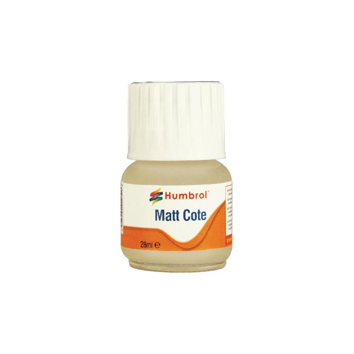 Matt Cote 28 ml remplacé par 29ml Microscale