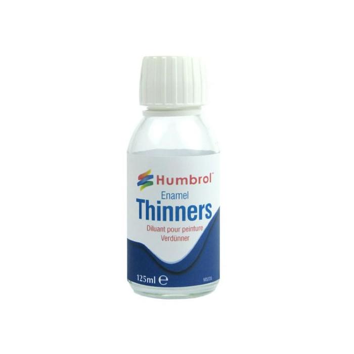 Diluant Humbrol ENAMEL (glycéro) 125 ml