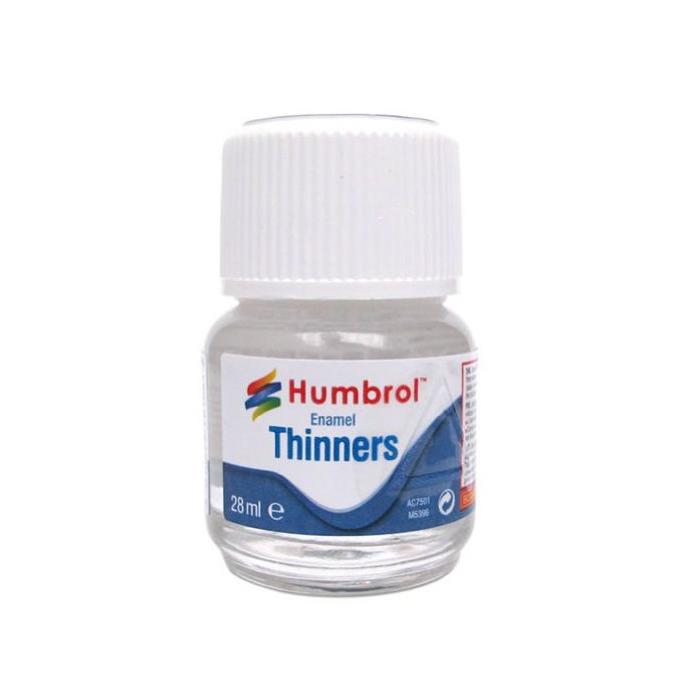 Diluant Humbrol 28 ml ENAMEL (glycéro)