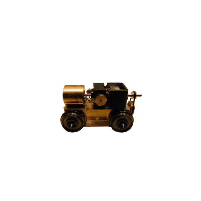 Bogie moteur roues de 10,5 mm entraxe de 31,0 mm