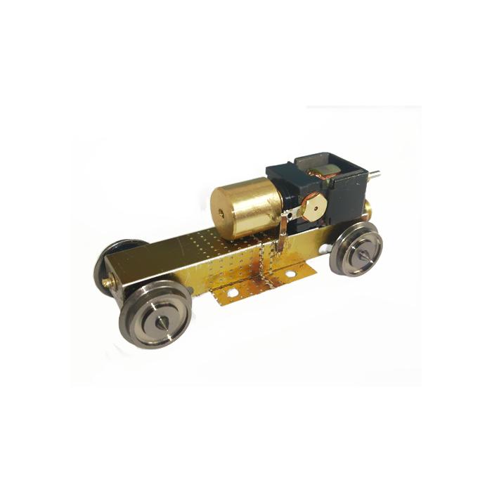 Bogie moteur avec entraxe sur mesure de 30 à 44 mm