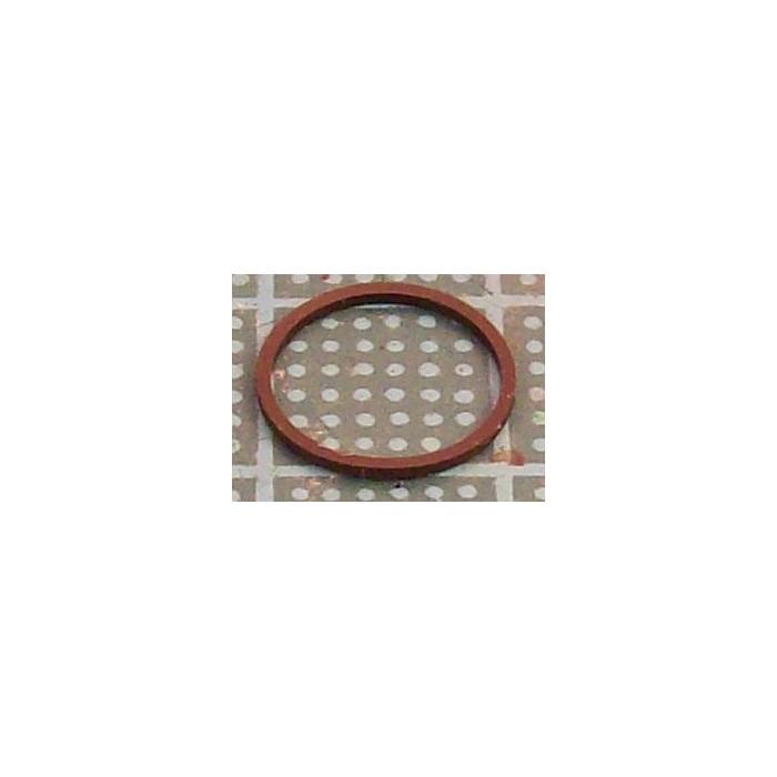 Courroie de 0,6mm diamètre de 10mm soit longueur de 31,4mm