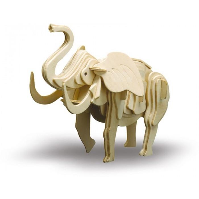 Puzzle : L'éléphant