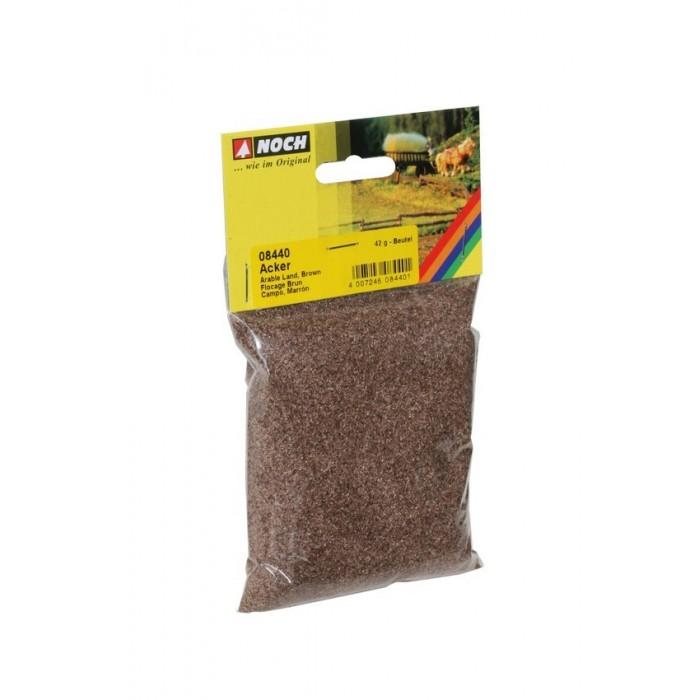 Flocage brun, 42 g