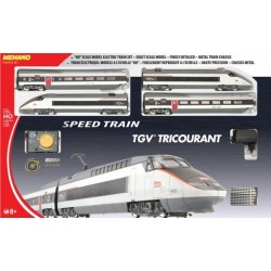 Coffret de Train : TGV TRICOURANT