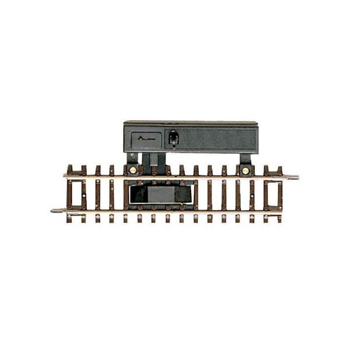 Gleis ROCO Elektrisches Entkupplungsgleis Länge 115mm