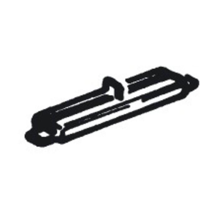 Isolier Schienenverbinder Roco Code 83 24 Stück