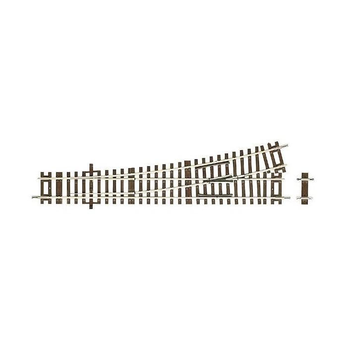 Aiguille gauche Roco Longueur 230mm déviation 15° 873,5mm