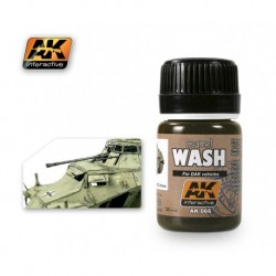 AK066 enamel WASH For DAK vehicles