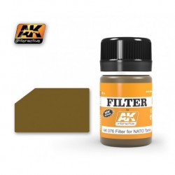 AK 076 FILTER Filter for NATO Tanks