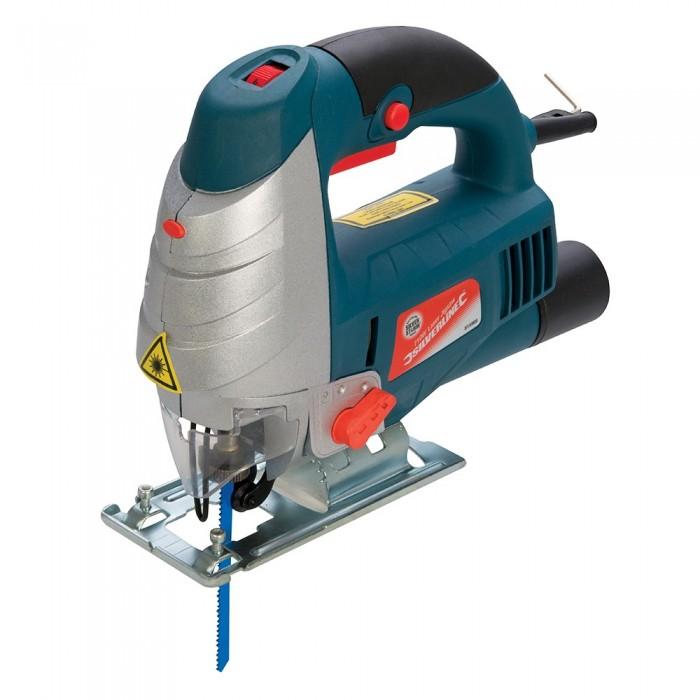 Scie sauteuse guidage laser 710W