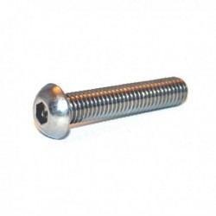 Vis ISO7380 INOX M3X10 par 10 pièces