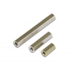 Entretoise filetée M2,5 Fem Fem L 15mm