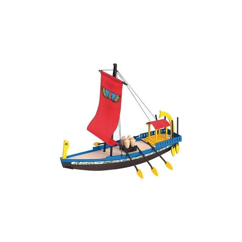 bausatz f r kinder schiff der kleopatra micro s rl. Black Bedroom Furniture Sets. Home Design Ideas