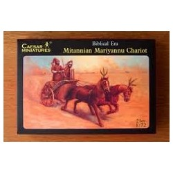 2 sets au 1:72 Mittanian Chariot