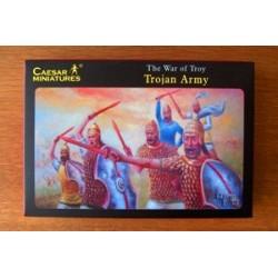 42 figures au 1:72 armée Troyenne