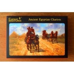 2 sets au 1:72 Anciens chariots égyptiens