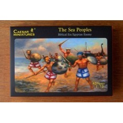 42 figures au 1:72 The Sea Peoples