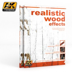 AK259 Livre (anglais) Realistic Wood effects