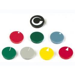 Capuchons pour Boutons de 10mm (couleur noir