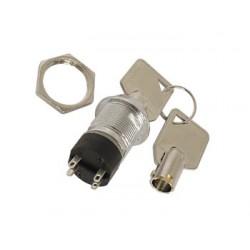 Interrupteur Bipolaire avec clé à pompe