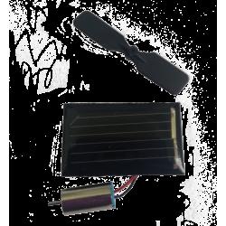 Kit Moteur, Cellule solaire, Hélice