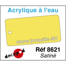 Acryl eau Jaune jonquille 401