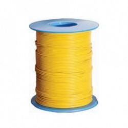 Fil de câblage rigide section 0,2mm² bobine de 100 mètres
